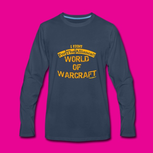 ForTheAlliance - Men's Premium Long Sleeve T-Shirt