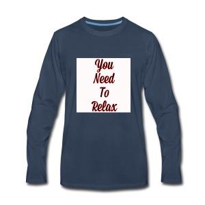 Redzone - Men's Premium Long Sleeve T-Shirt