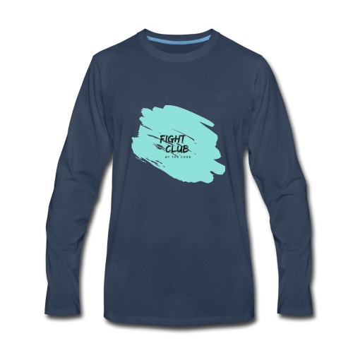FightClub - Men's Premium Long Sleeve T-Shirt