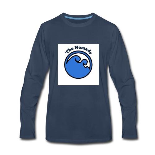 nomads - Men's Premium Long Sleeve T-Shirt