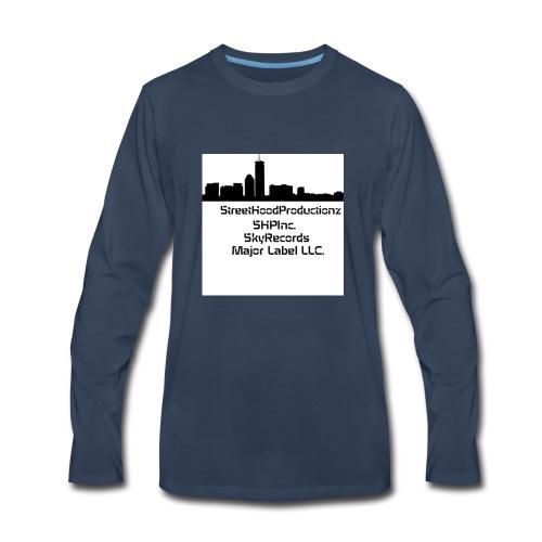 SHP Entertainment, Inc. LTD - Men's Premium Long Sleeve T-Shirt