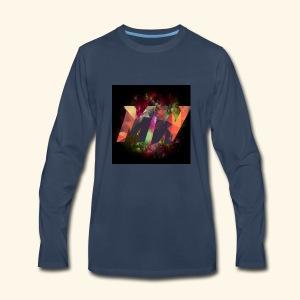 YouTube Icon 2 - Men's Premium Long Sleeve T-Shirt