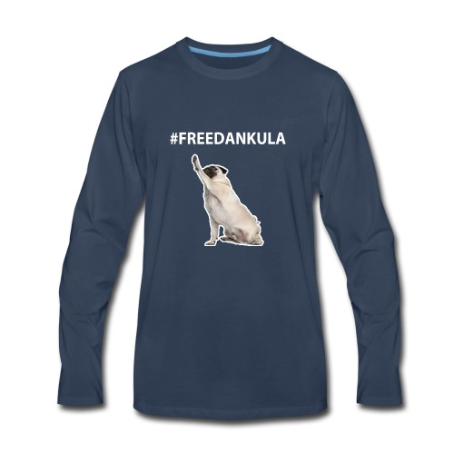 Free Count Dankula Tee - Men's Premium Long Sleeve T-Shirt