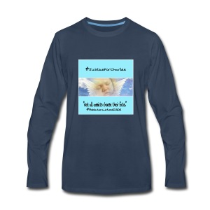 Justice For Charlee - Men's Premium Long Sleeve T-Shirt