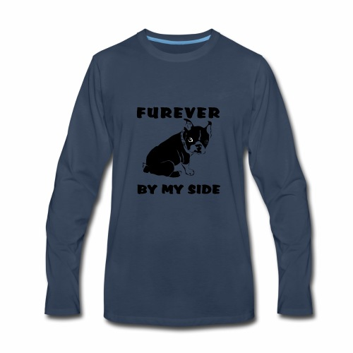 French Bull Dog - Men's Premium Long Sleeve T-Shirt