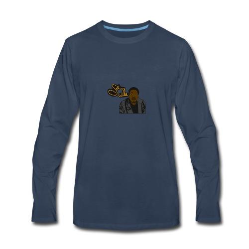 Skinny wild - Men's Premium Long Sleeve T-Shirt