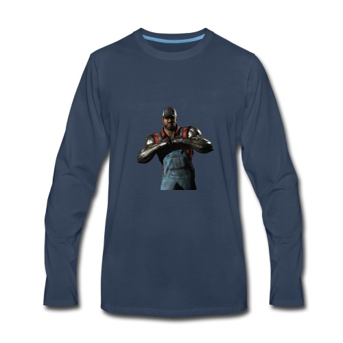 Jax X - Men's Premium Long Sleeve T-Shirt