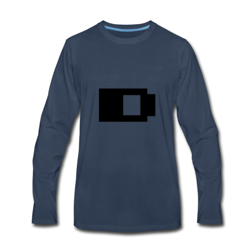 Baterry - Men's Premium Long Sleeve T-Shirt