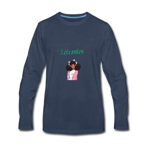 EcComics ForRealz - Men's Premium Long Sleeve T-Shirt
