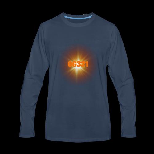 Main YouTube Channel Logo - Men's Premium Long Sleeve T-Shirt