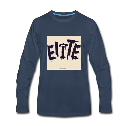 FREE YT Campaign - Men's Premium Long Sleeve T-Shirt