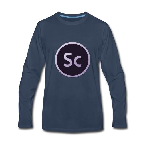 EDUTECH - Men's Premium Long Sleeve T-Shirt