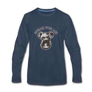 Speak for Me - Men's Premium Long Sleeve T-Shirt