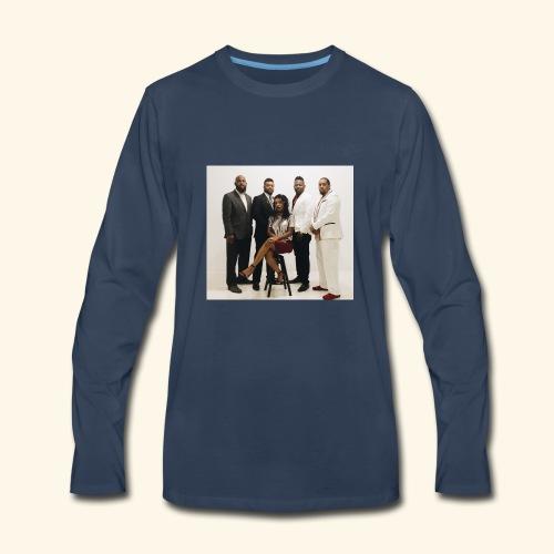 Sha Davis & The 1990's formal - Men's Premium Long Sleeve T-Shirt
