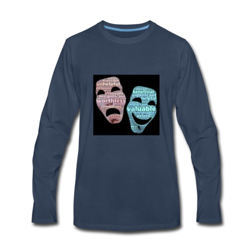 masks 827729 - Men's Premium Long Sleeve T-Shirt
