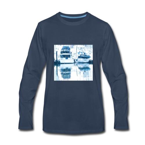 December boats - Men's Premium Long Sleeve T-Shirt