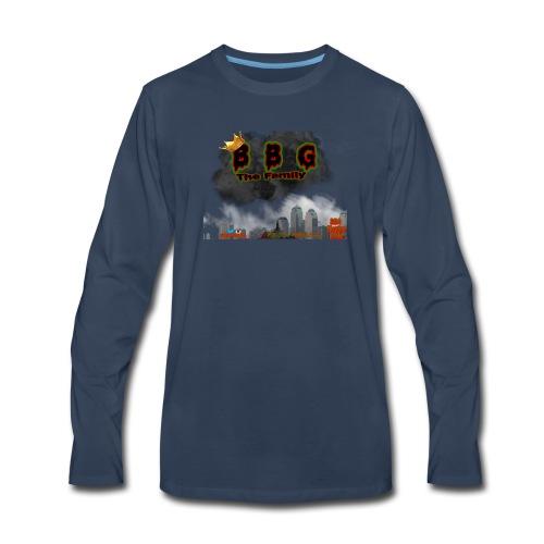 Only The BBG Family - Men's Premium Long Sleeve T-Shirt