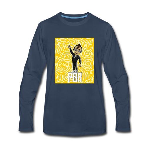 20180204 045818 - Men's Premium Long Sleeve T-Shirt