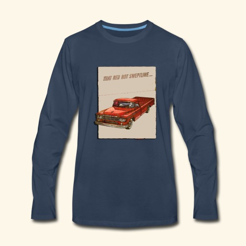Old Trucks - Men's Premium Long Sleeve T-Shirt