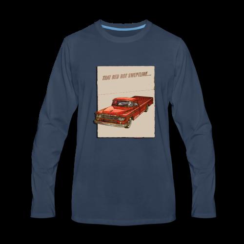 Old Trucks - Men's Premium Long Sleeve T-Shirt