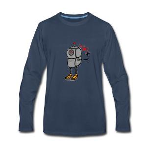 Stew-Merch - Men's Premium Long Sleeve T-Shirt