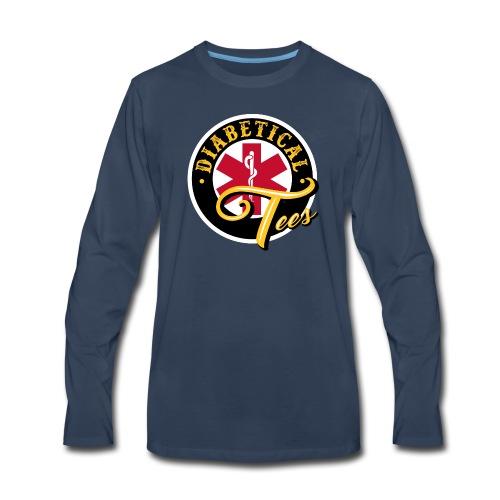 Diabetical Tees - Men's Premium Long Sleeve T-Shirt