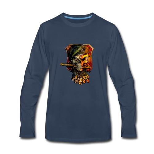 GameOver - Men's Premium Long Sleeve T-Shirt