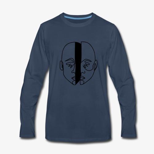 6 - Men's Premium Long Sleeve T-Shirt