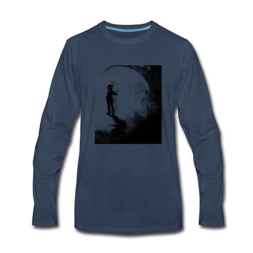 night - Men's Premium Long Sleeve T-Shirt