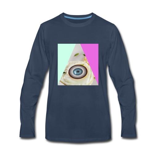 Egg-Eyes - Men's Premium Long Sleeve T-Shirt
