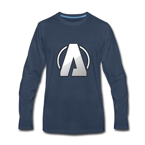 Aiden280zx ( Logo _ - Men's Premium Long Sleeve T-Shirt
