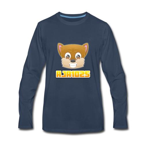 aja1025 Merchandise - Men's Premium Long Sleeve T-Shirt