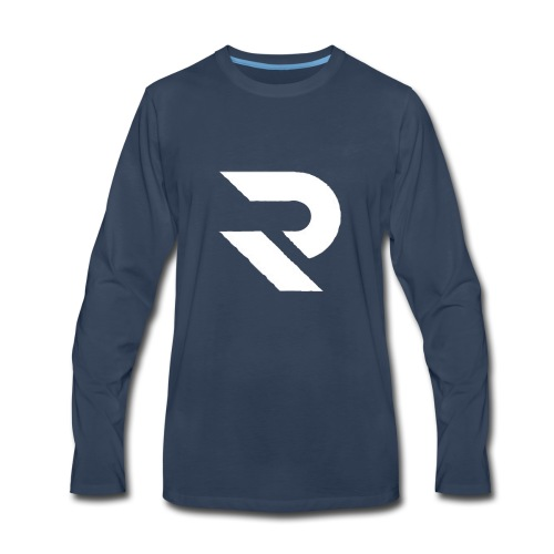 RaPt Clan Logo - Men's Premium Long Sleeve T-Shirt
