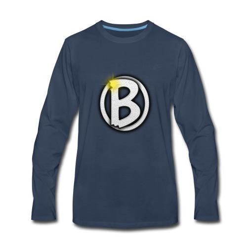 Braydons Merch - Men's Premium Long Sleeve T-Shirt