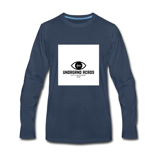 underground establishment - Men's Premium Long Sleeve T-Shirt