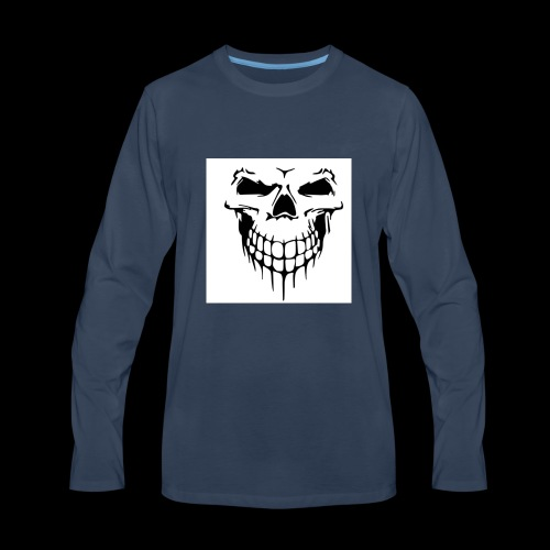 Say Cheese - Men's Premium Long Sleeve T-Shirt