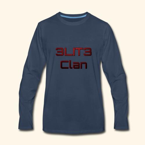 Title - Men's Premium Long Sleeve T-Shirt