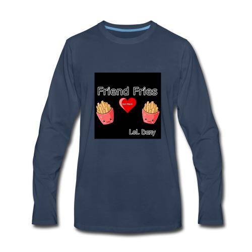 Friend Fries - Men's Premium Long Sleeve T-Shirt