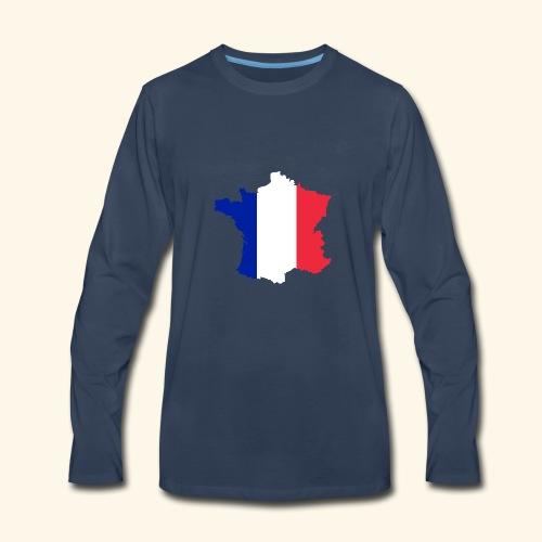 France Merch - Men's Premium Long Sleeve T-Shirt