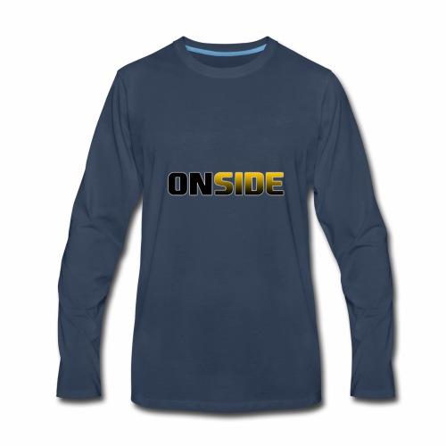 ONSIDE - Men's Premium Long Sleeve T-Shirt