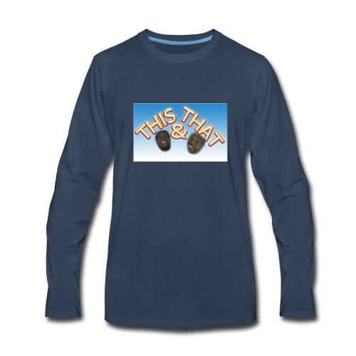 T&T - Men's Premium Long Sleeve T-Shirt