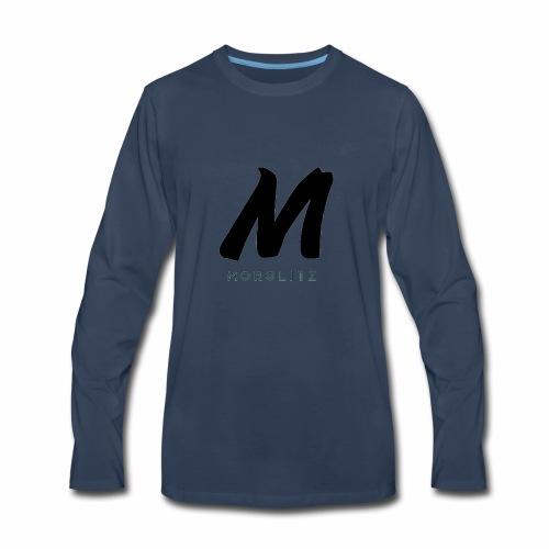 The Real Morglitz Merchandise! - Men's Premium Long Sleeve T-Shirt