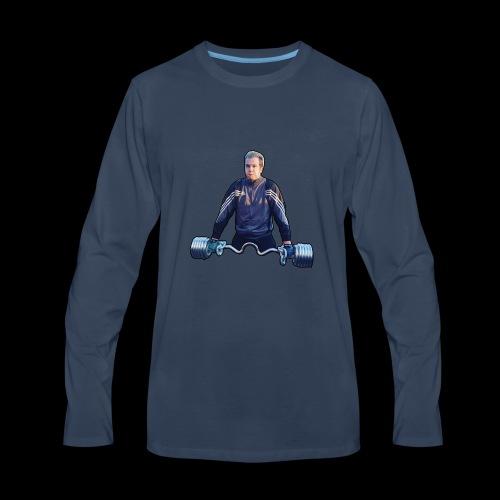 Rapper Sjors 3 - Men's Premium Long Sleeve T-Shirt