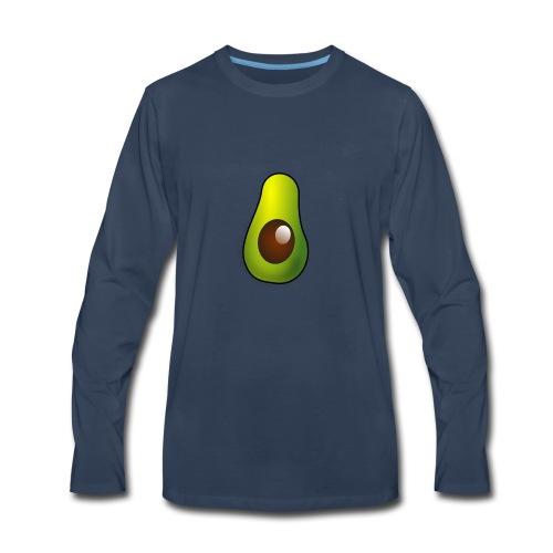 Avacado Merch - Men's Premium Long Sleeve T-Shirt