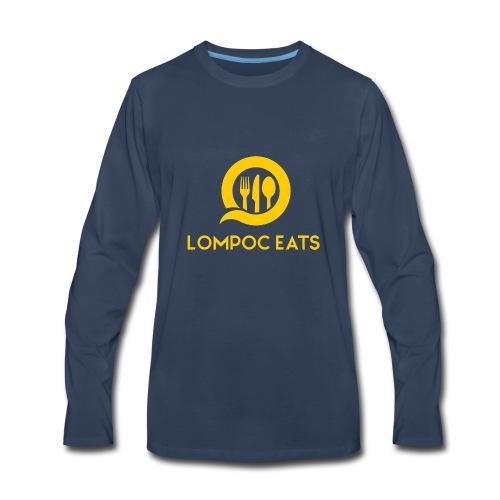 Lompoc Eats - Men's Premium Long Sleeve T-Shirt