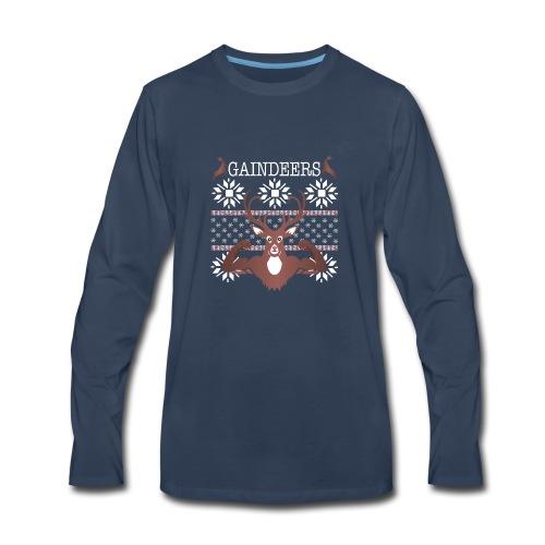 Gaindeers - Men's Premium Long Sleeve T-Shirt