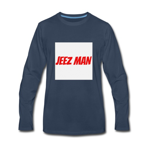 Screen Shot 2017 12 17 at 9 32 02 PM - Men's Premium Long Sleeve T-Shirt