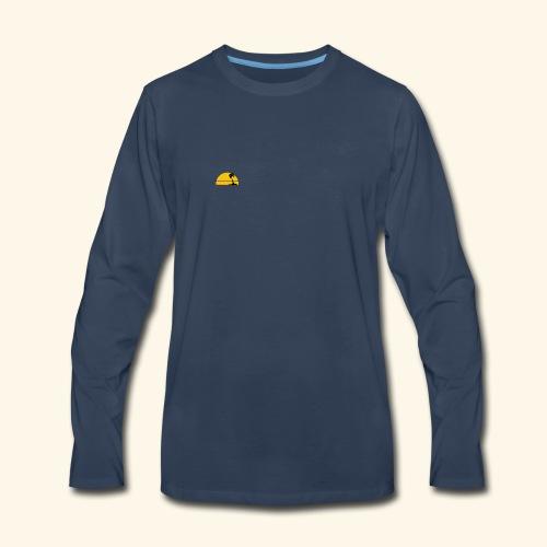 Journey Logo 1 - Men's Premium Long Sleeve T-Shirt