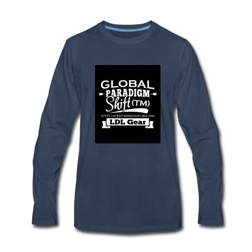 Global Paradigm Shift - Men's Premium Long Sleeve T-Shirt