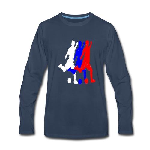 RUSSIA 2018 - Men's Premium Long Sleeve T-Shirt